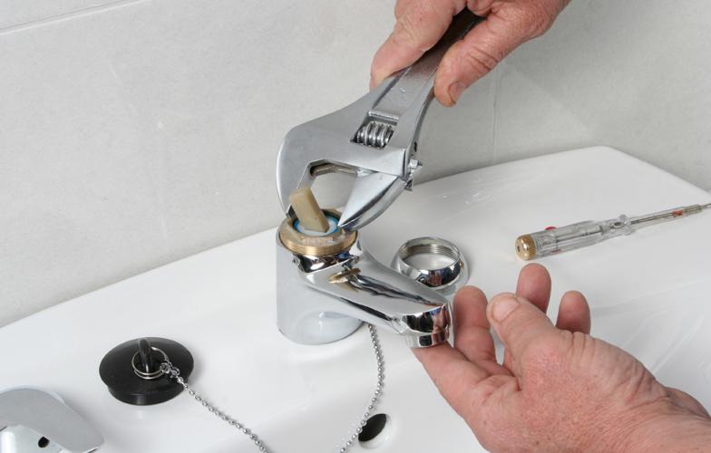 Reparation robinet par aoz