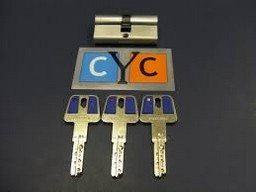 Un cylindre de marque Cyc